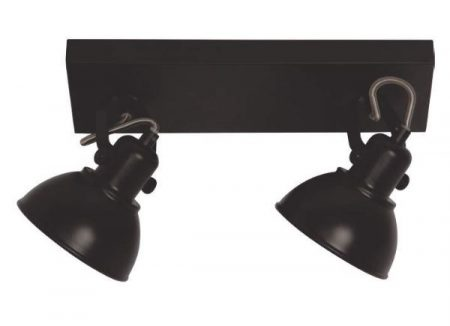 Santo zwart 2 lichts